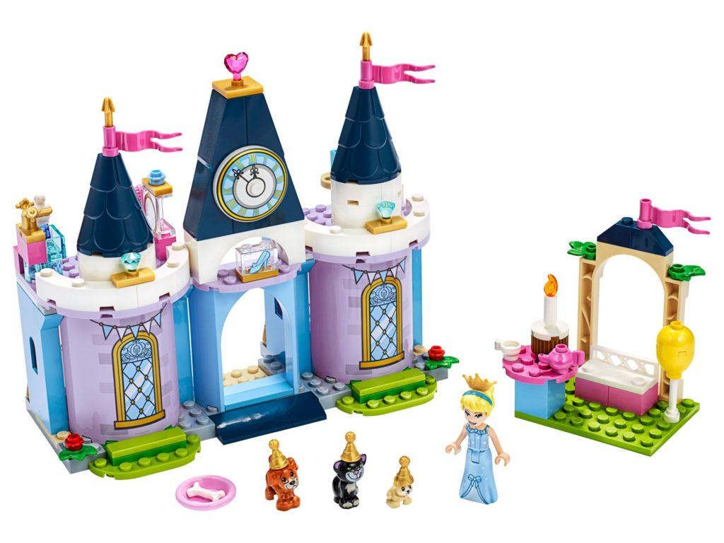 LEGO® Disney 43178 Cinderellas Schlossfest | ©LEGO Gruppe