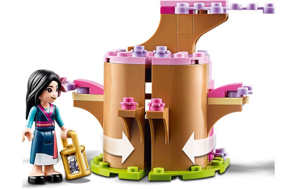 LEGO® Disney 43182 Mulans Trainingsplatz | ©LEGO Gruppe