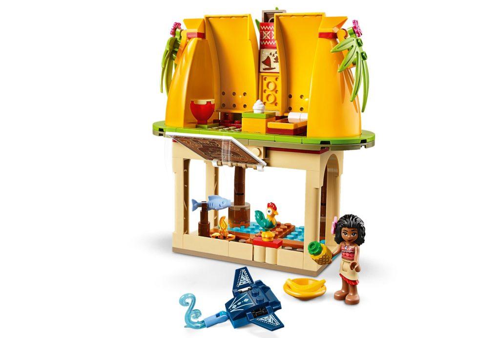 LEGO® Disney 43183 Vaianas Strandhaus | ©LEGO Gruppe