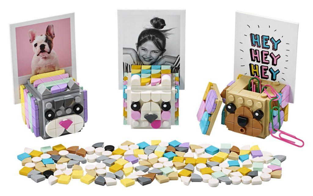 LEGO® DOTS 41904 Foto Würfel | ©LEGO Gruppe