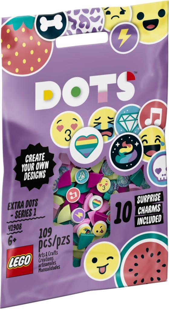 LEGO® DOTS 41908 Ergänzungsset Smiley | ©LEGO Gruppe