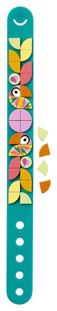 LEGO® DOTS 41912 Flamingo Armband | ©LEGO Gruppe