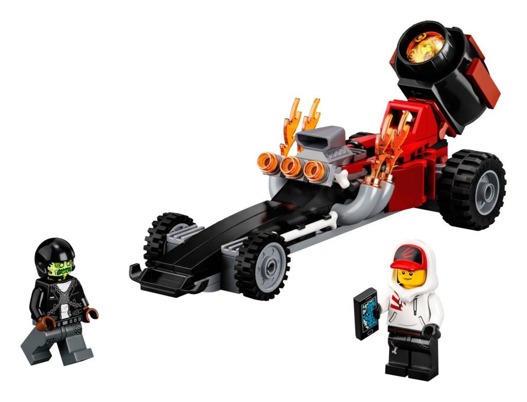 LEGO Hidden Side 40408 Drag Racer | ©LEGO Gruppe