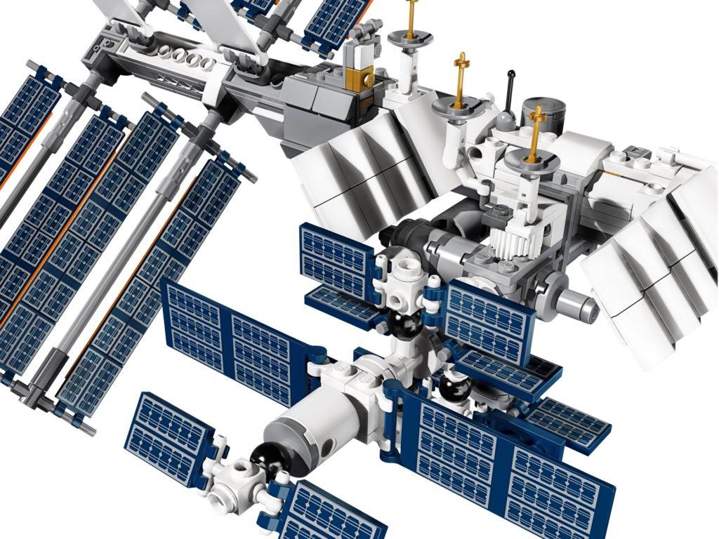 LEGO Ideas 21321 International Space Station | ©LEGO Gruppe