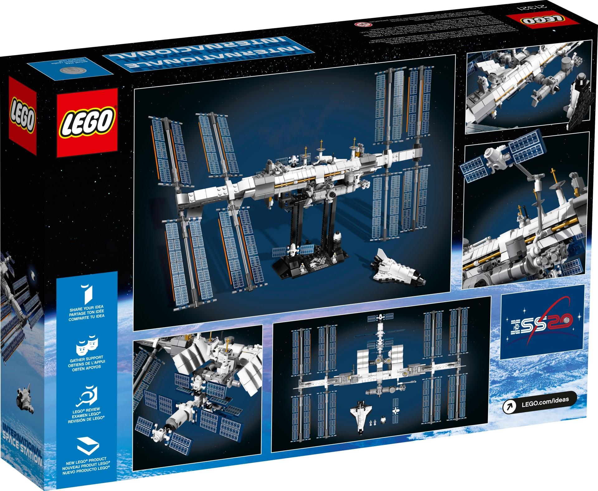 LEGO Ideas 21321 International Space Station ab 01.02.2020