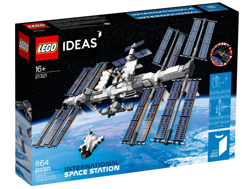 LEGO Ideas 21321 International Space Station | ©LEGO Gruppe