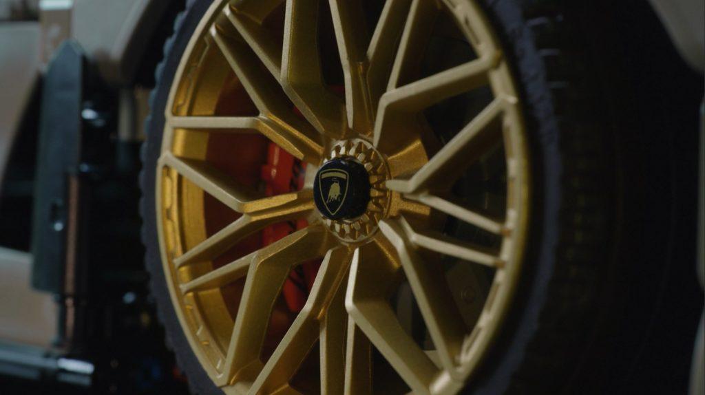 LEGO Technic Lamborghini Alufelge | LEGO Gruppe