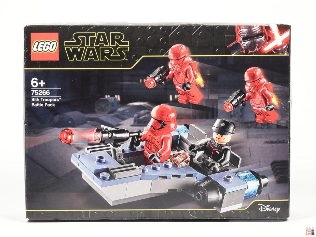 LEGO® Star Wars™ 75266 - Packung, Vorderseite | ©2020 Brickzeit