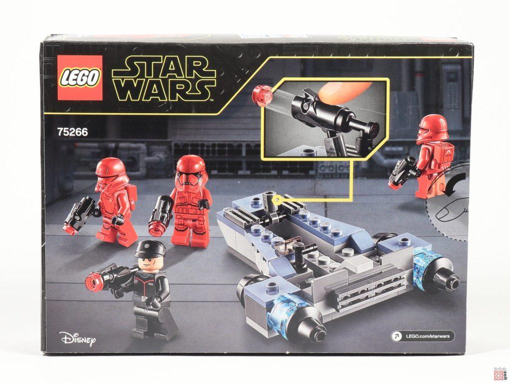 LEGO® Star Wars™ 75266 - Packung, Rückseite | ©2020 Brickzeit