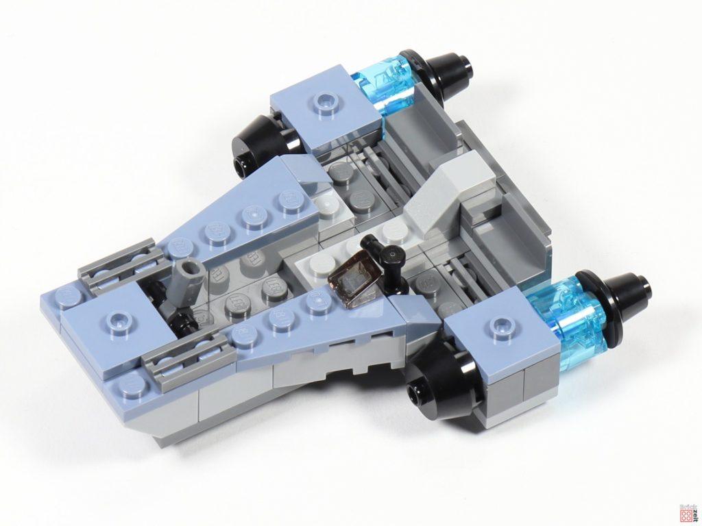 LEGO® Star Wars™ 75266 - Speeder, vorne links   ©2020 Brickzeit
