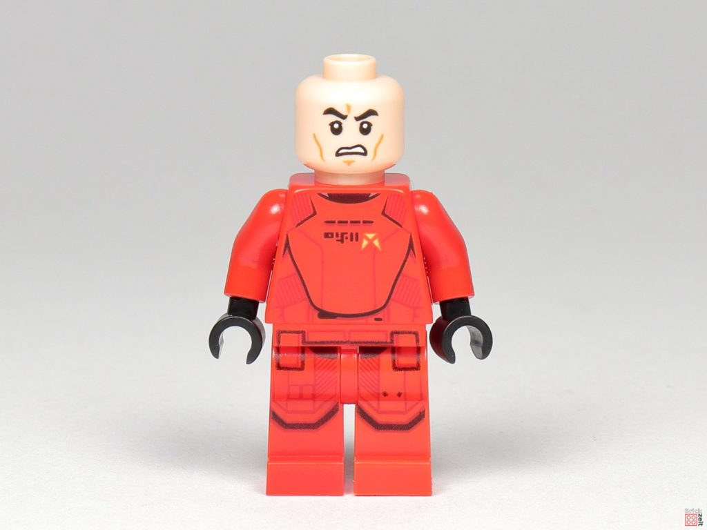 LEGO® Star Wars™ 75266 - Sith Jet-Trooper ohne Zubehör, Vorderseite | ©2020 Brickzeit