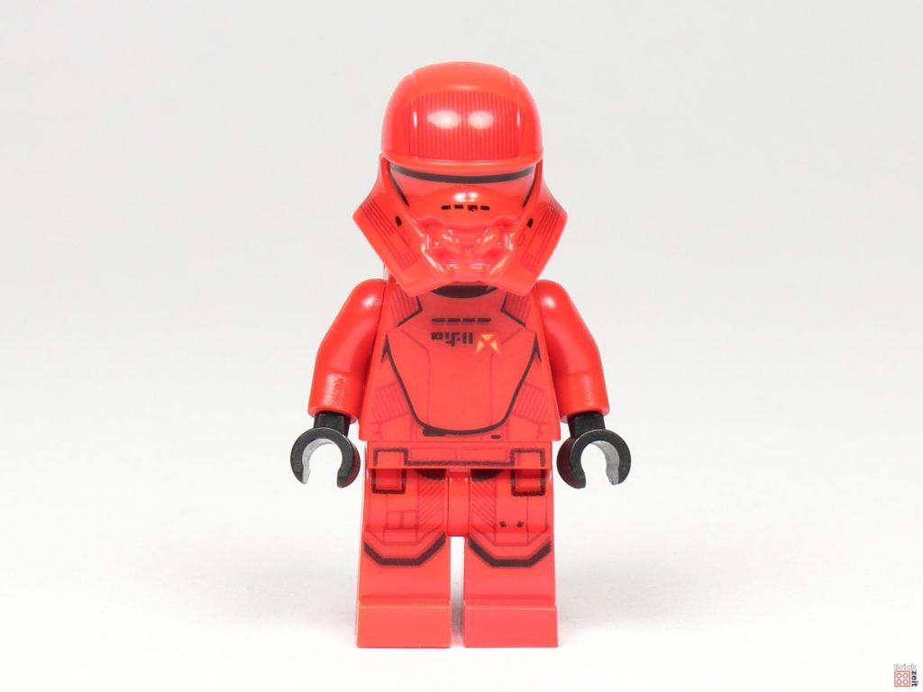 LEGO® Star Wars™ 75266 - Sith Jet-Trooper, Vorderseite | ©2020 Brickzeit