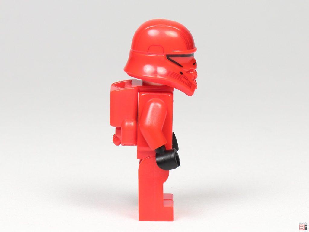 LEGO® Star Wars™ 75266 - Sith Jet-Trooper, rechte Seite | ©2020 Brickzeit