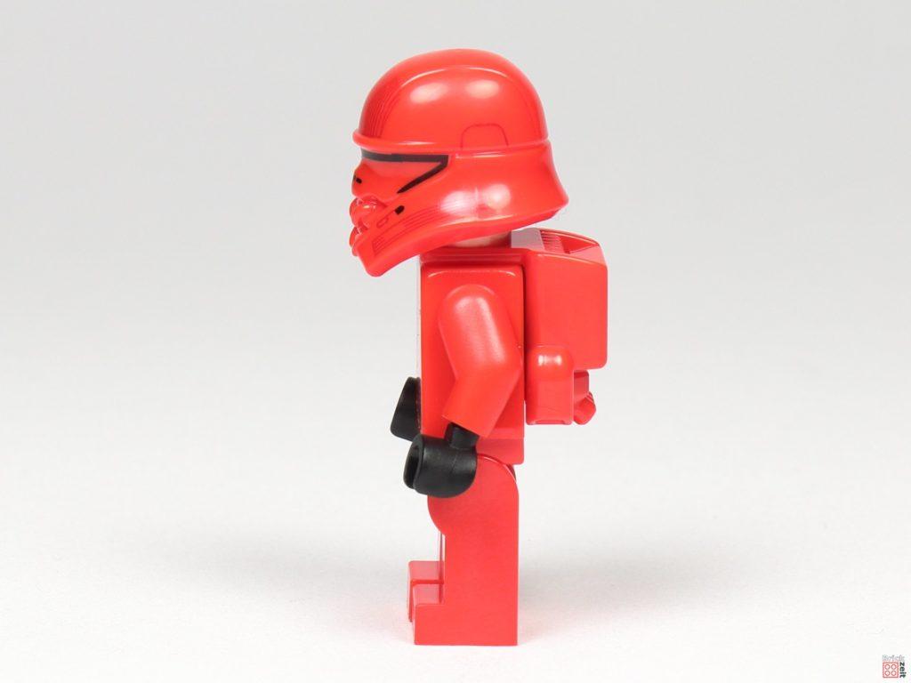 LEGO® Star Wars™ 75266 - Sith Jet-Trooper, linke Seite | ©2020 Brickzeit