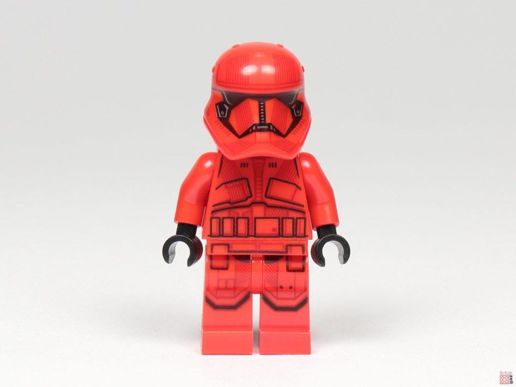 LEGO® Star Wars™ 75266 - Sith Trooper, Vorderseite | ©2020 Brickzeit