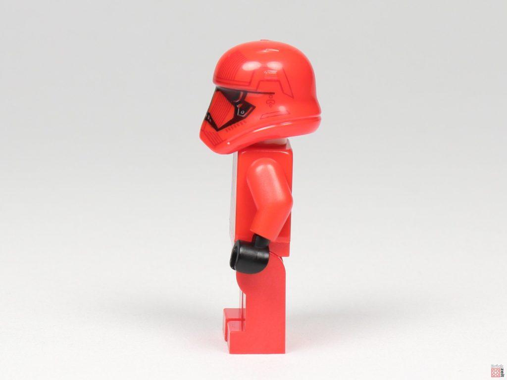 LEGO® Star Wars™ 75266 - Sith Trooper, linke Seite | ©2020 Brickzeit