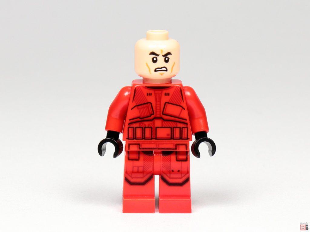 LEGO® Star Wars™ 75266 - Sith Trooper ohne Helm, Vorderseite | ©2020 Brickzeit