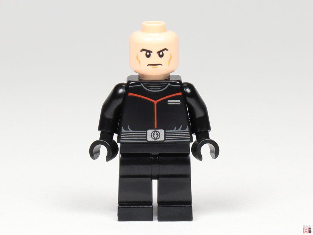LEGO® Star Wars™ 75266 - Sith Offizier ohne Helm, Vorderseite | ©2020 Brickzeit