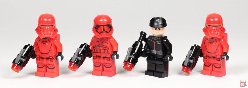 LEGO® Star Wars™ 75266 - alle Minifiguren | ©2020 Brickzeit