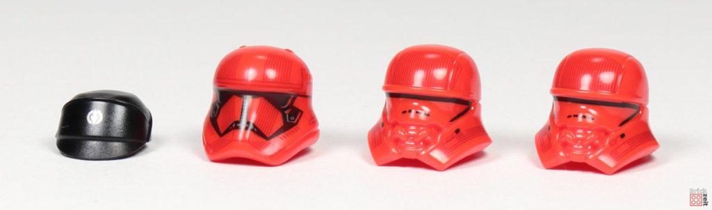 LEGO® Star Wars™ 75266 - Mütze und Helme, Vorderseite | ©2020 Brickzeit
