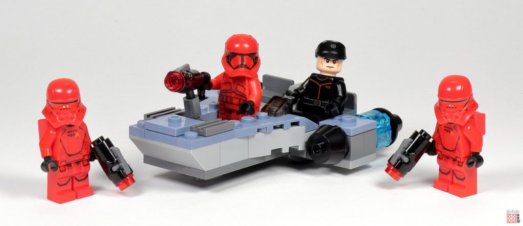 LEGO® Star Wars™ 75266 Sith Tropers Battle Pack | ©2020 Brickzeit