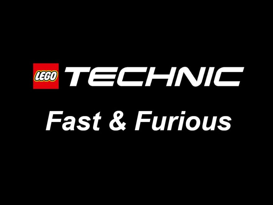 LEGO Technic Fast & Furious