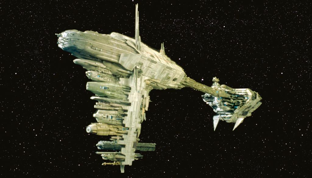 Star Wars™ Nebulon B Fregatte | ©LEGO Gruppe