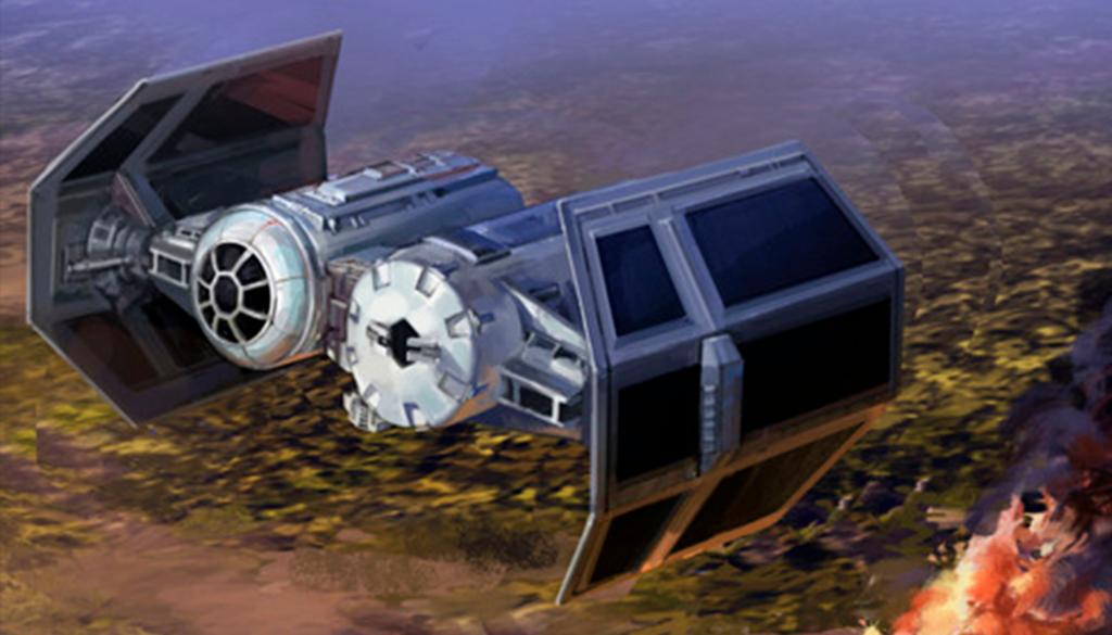 Star Wars™ TIE-Bomber | ©LEGO Gruppe