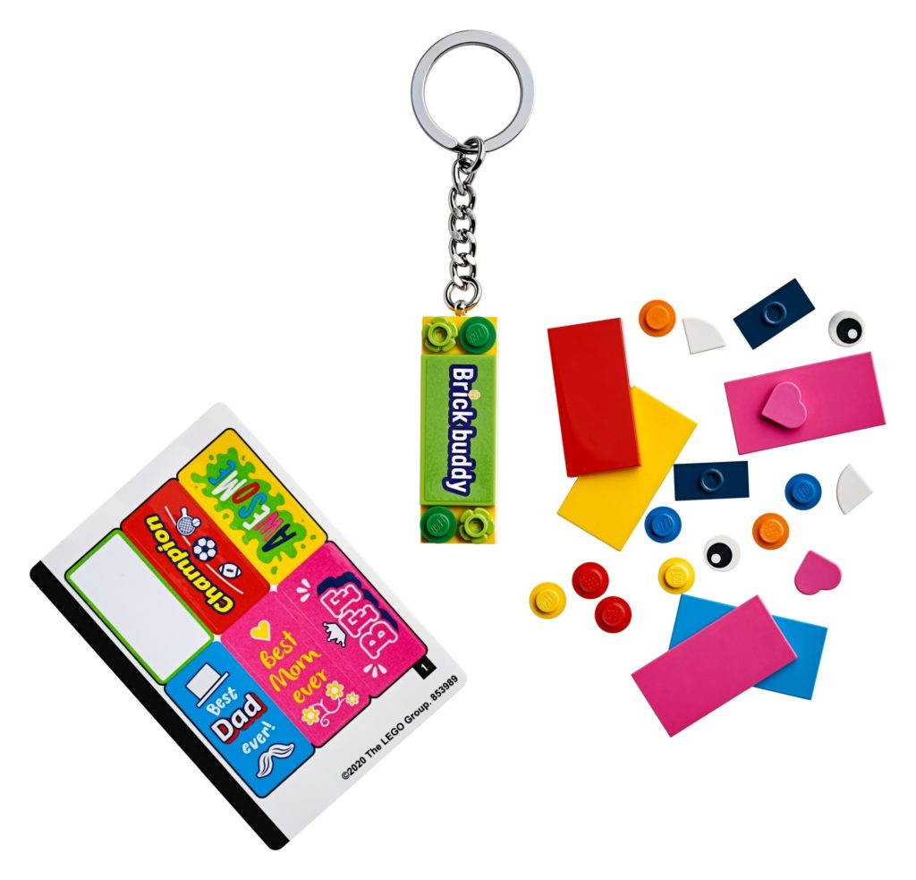 LEGO® 853989 Jubel Taschenanhänger | ©LEGO Gruppe