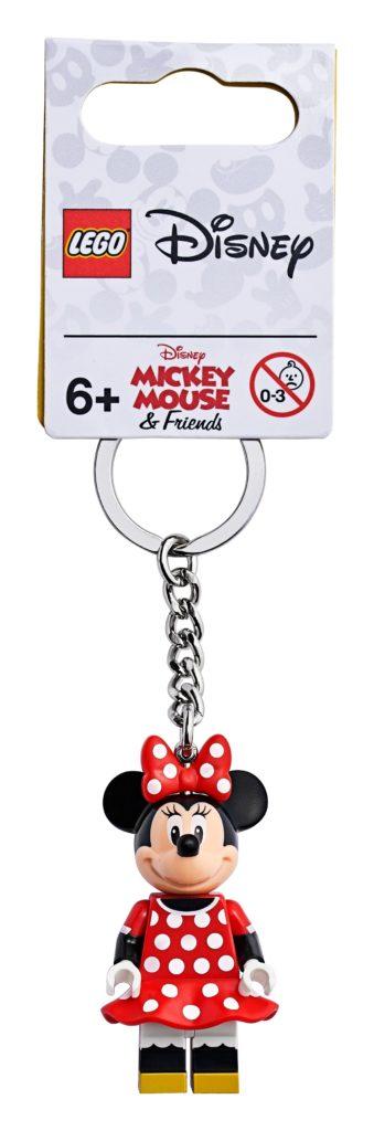 LEGO® 853999 Minnie Schlüsselanhänger | ©LEGO Gruppe