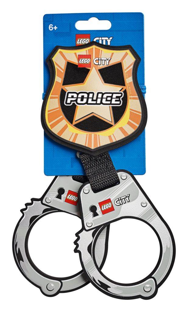 LEGO® 854018 Polizeihandschellen & Marke | ©LEGO Gruppe
