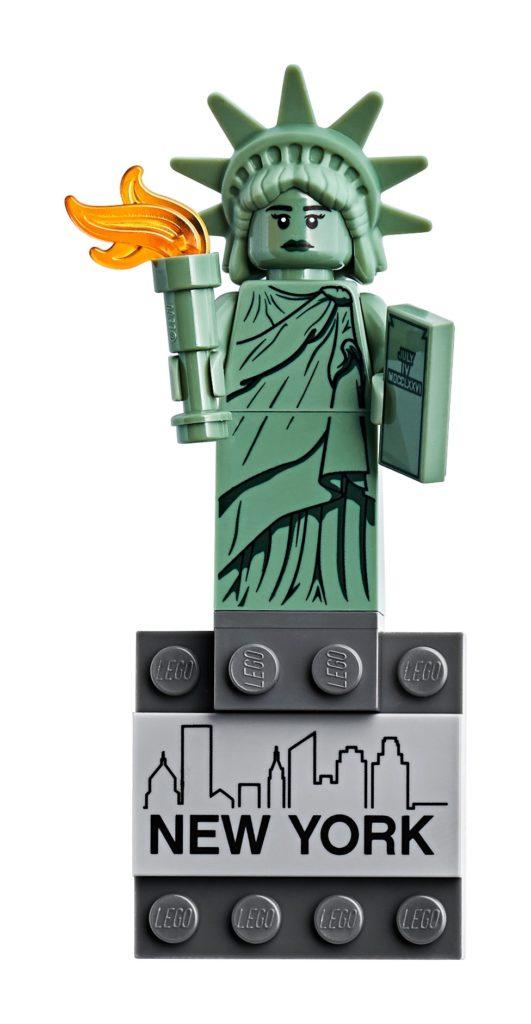 LEGO® 854031 Freiheitsstatue Magnet | ©LEGO Gruppe