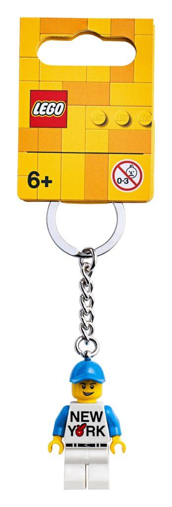 LEGO® 854032 New York Schlüsselanhänger | ©LEGO Gruppe