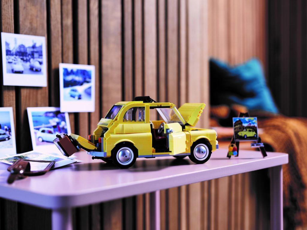 LEGO® Creator Expert 10271 Fiat 500 | ©LEGO Gruppe