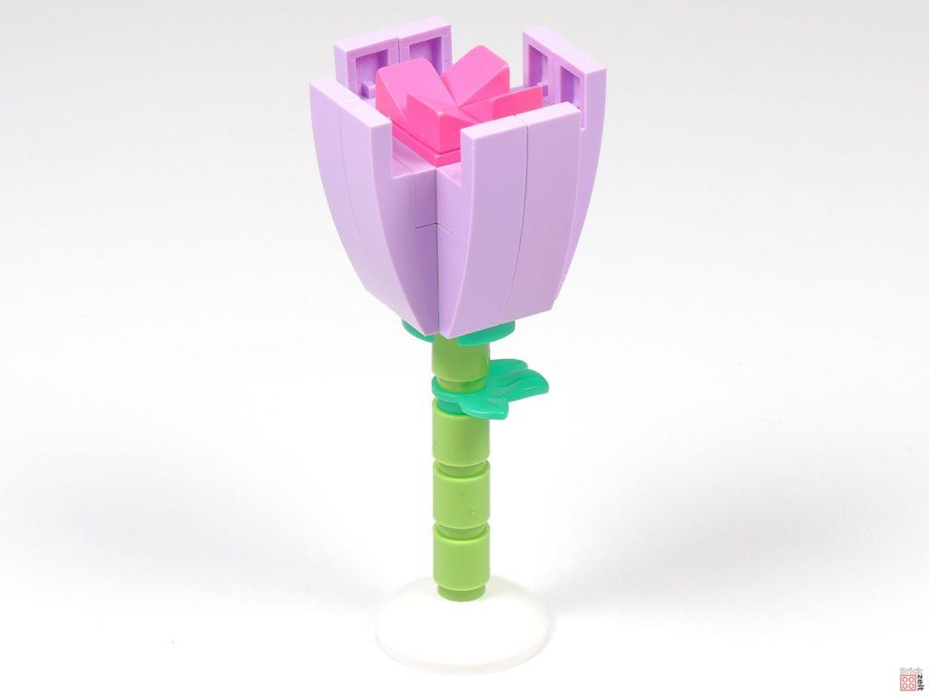 LEGO® Friends 30411 Pralinenschachtel & Blume - Bau 05 | ©2020 Brickzeit