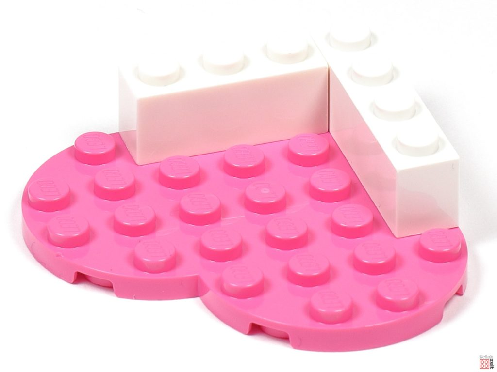 LEGO® Friends 30411 Pralinenschachtel & Blume - Bau 06 | ©2020 Brickzeit