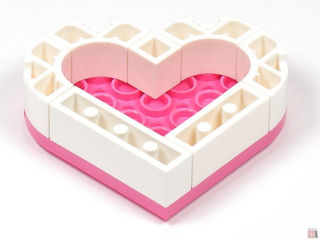 LEGO® Friends 30411 Pralinenschachtel & Blume - Deckel | ©2020 Brickzeit