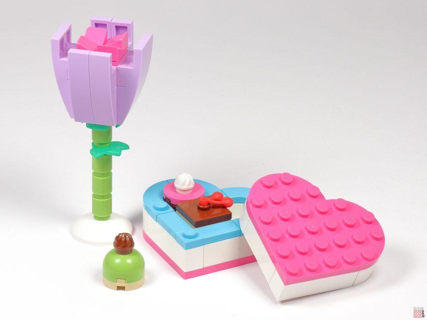 LEGO® Friends 30411 Pralinenschachtel & Blume | ©2020 Brickzeit