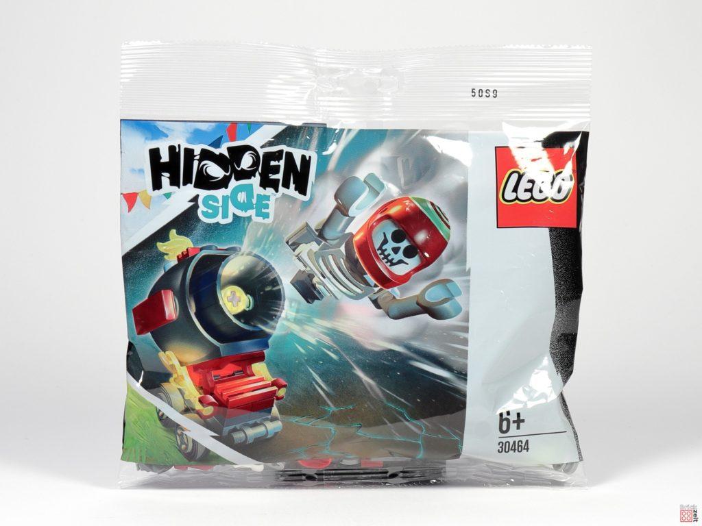 LEGO Hidden Side 30464 El Fuegos Stunt-Kanone Polybag | ©2020 Brickzeit