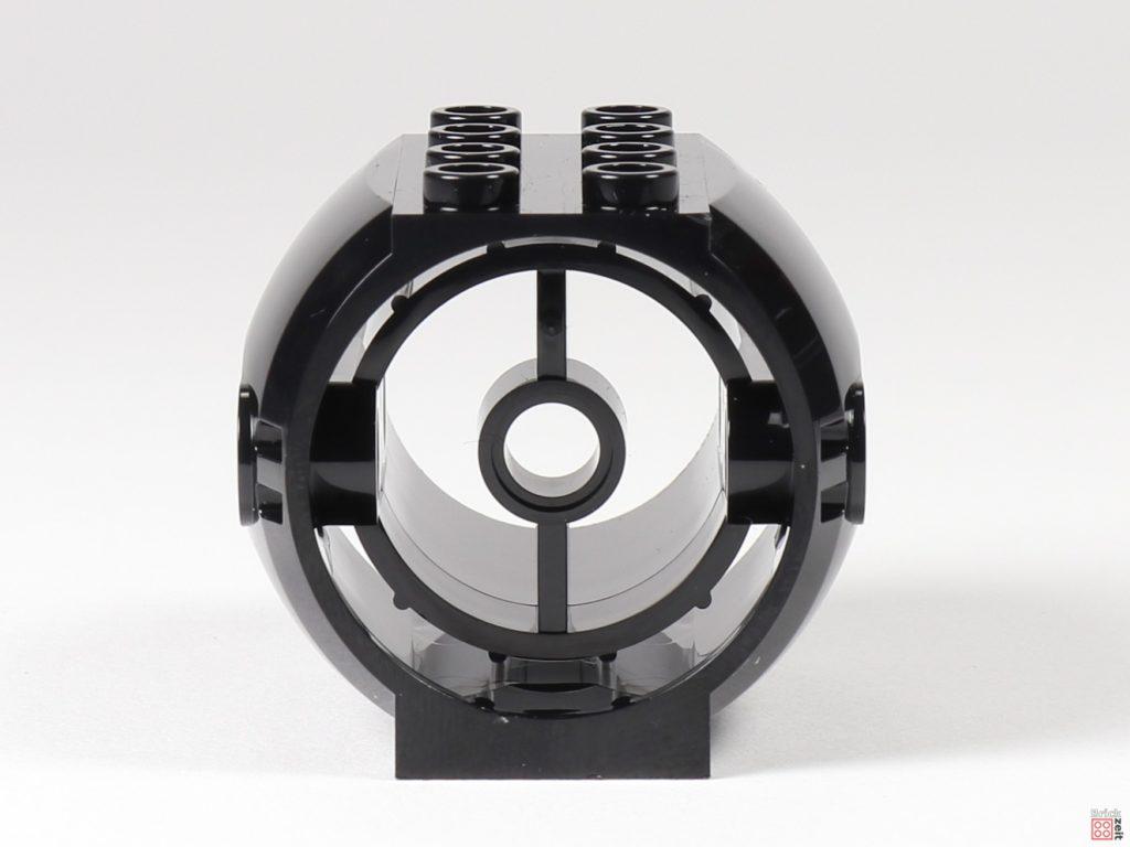 LEGO® 30464 Aufbau - Kanone | ©2020 Brickzeit