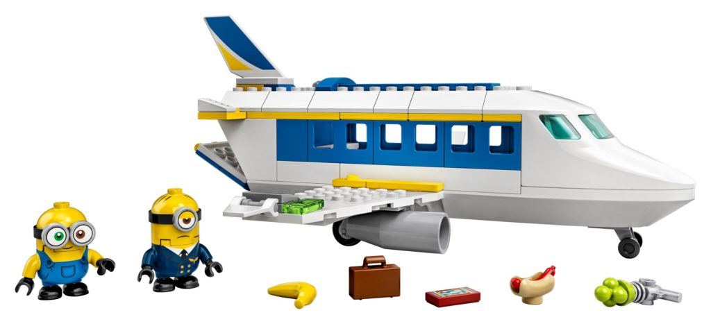 LEGO® Minions 75547 Minions Flugzeug | ©LEGO Gruppe