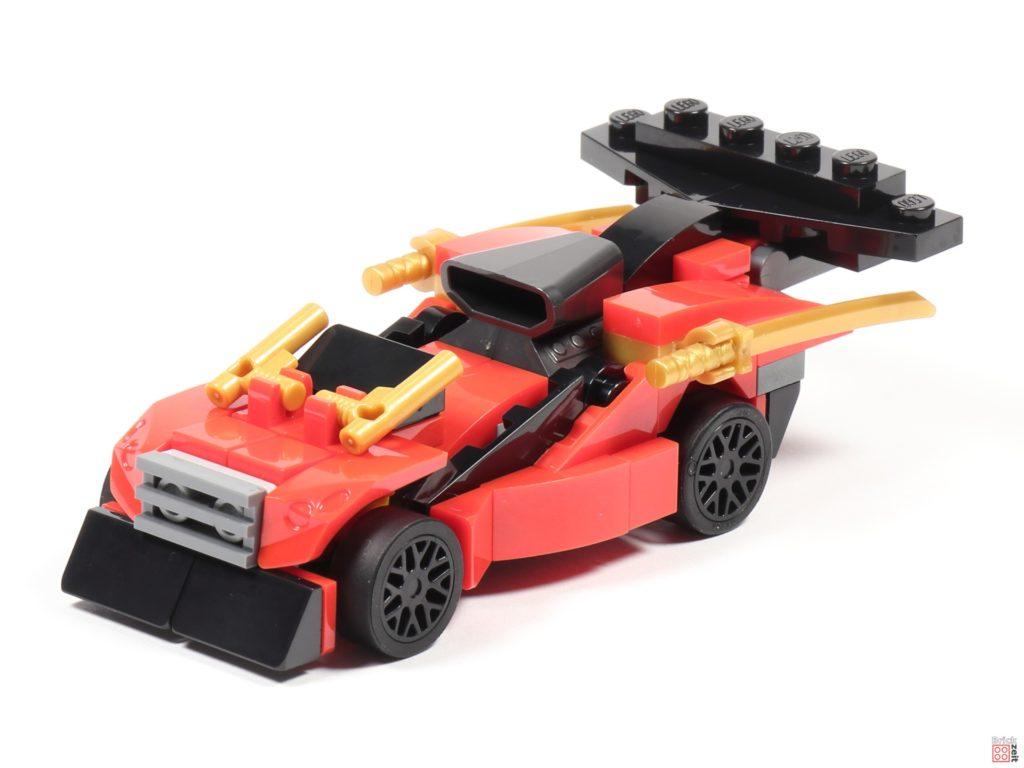 LEGO® Ninjago 30536 Kombi-Flitzer, vorne links | ©2020 Brickzeit
