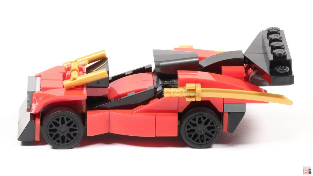 LEGO® Ninjago 30536 Kombi-Flitzer, linke Seite | ©2020 Brickzeit