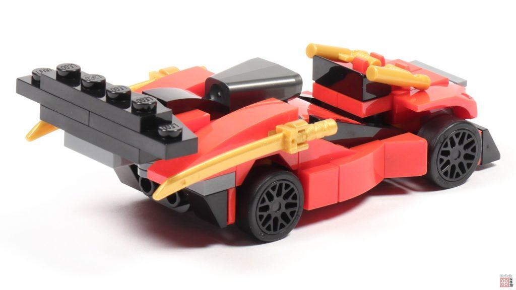 LEGO® Ninjago 30536 Kombi-Flitzer, hinten rechts | ©2020 Brickzeit