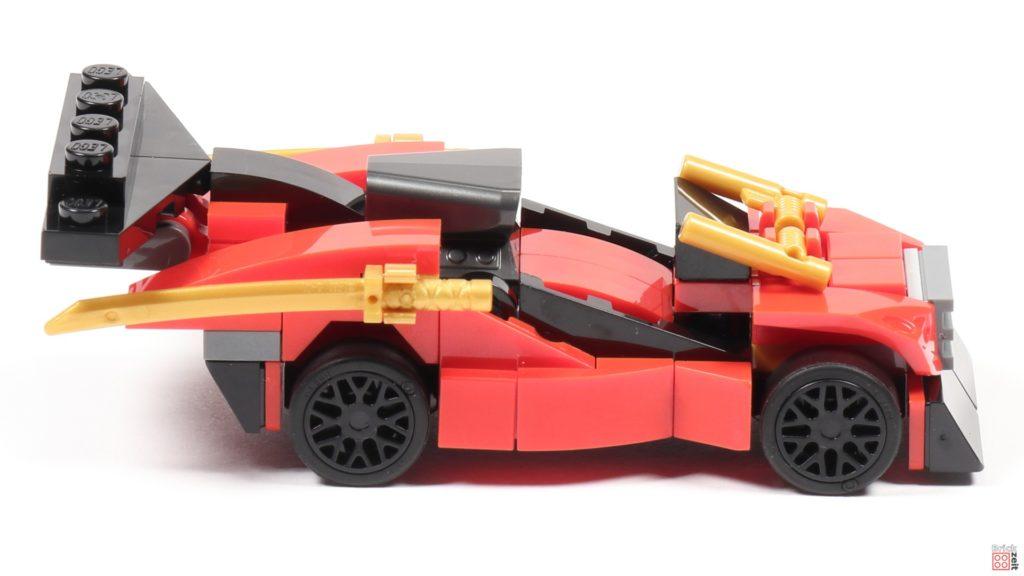 LEGO® Ninjago 30536 Kombi-Flitzer, rechte Seite | ©2020 Brickzeit