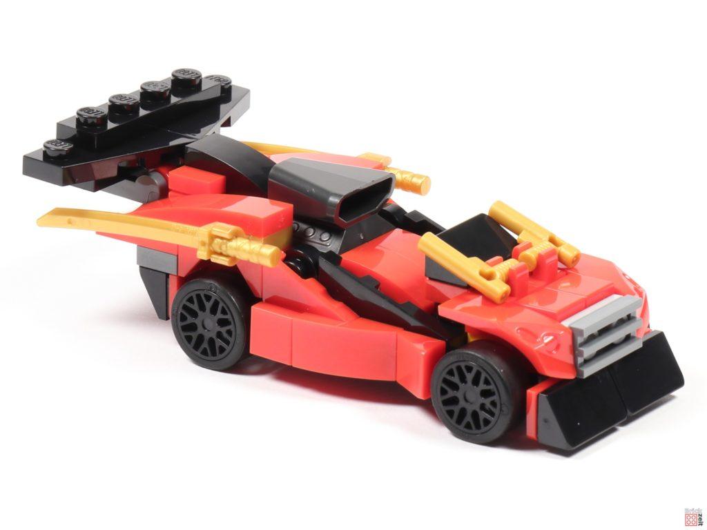 LEGO® Ninjago 30536 Kombi-Flitzer, vorne rechts | ©2020 Brickzeit