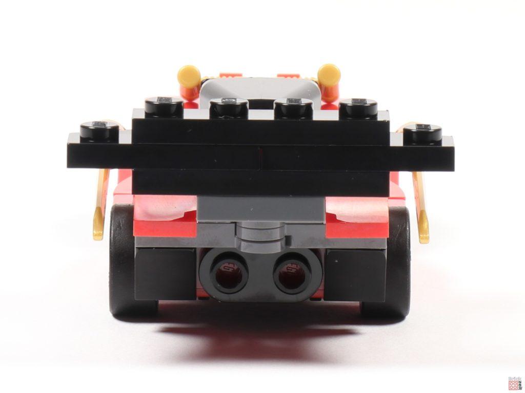 LEGO® Ninjago 30536 Kombi-Flitzer, hinten | ©2020 Brickzeit