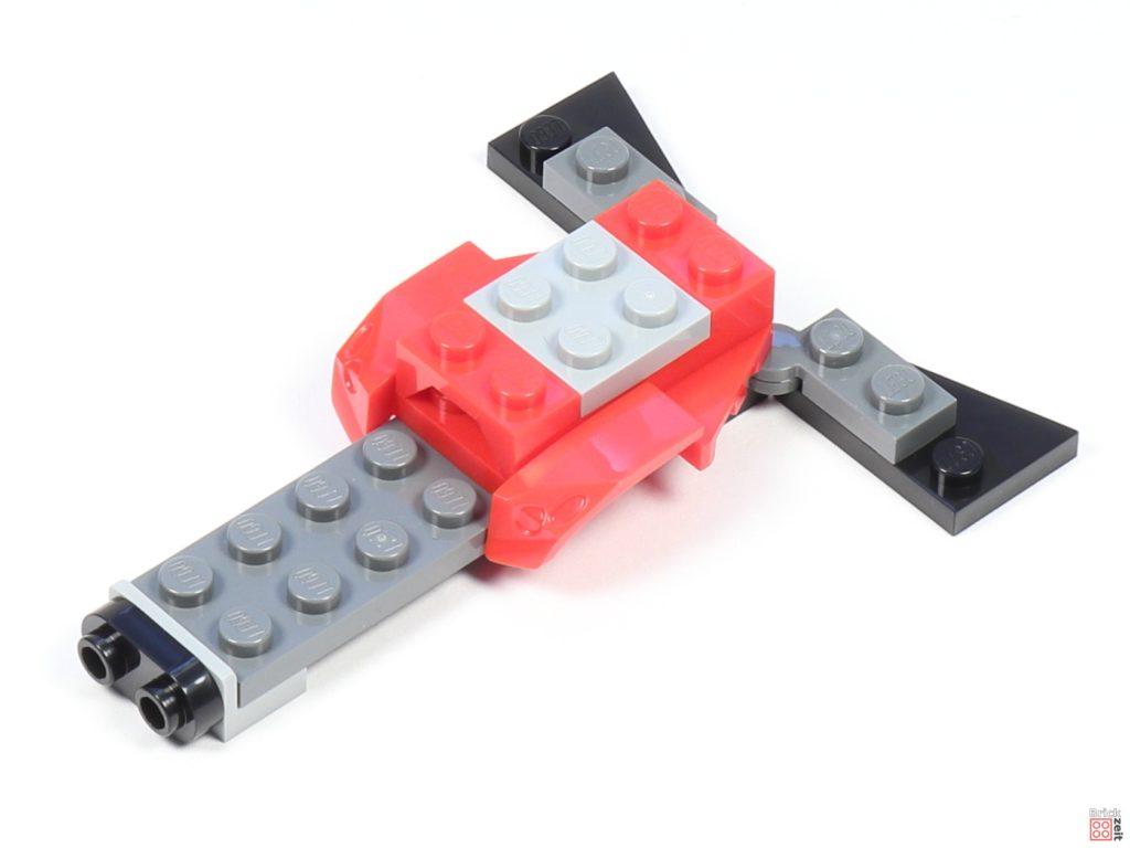 LEGO® Ninjago 30536 Mini Kai Fighter, Aufbau 02 | ©2020 Brickzeit