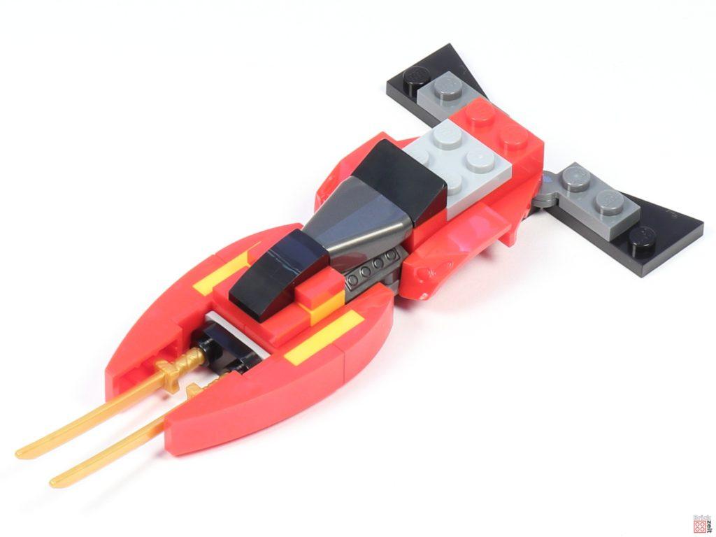 LEGO® Ninjago 30536 Mini Kai Fighter, Aufbau 04 | ©2020 Brickzeit