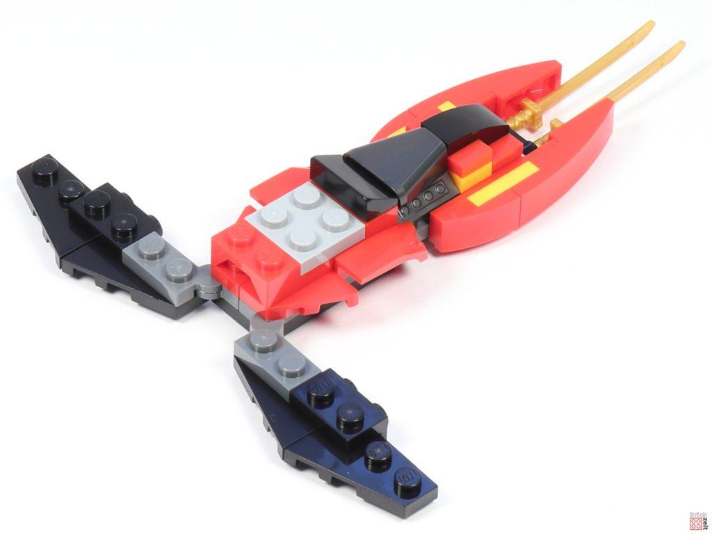 LEGO® Ninjago 30536 Mini Kai Fighter, Aufbau 05 | ©2020 Brickzeit